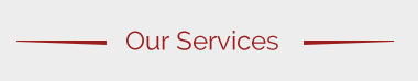 Our Services Title