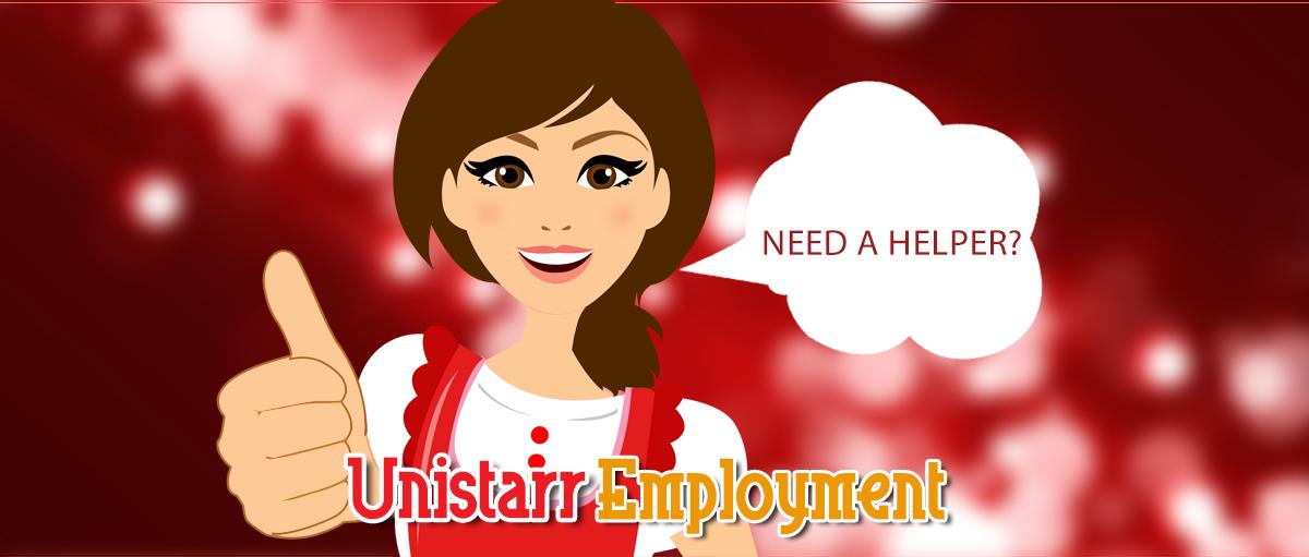 Need a Helper?